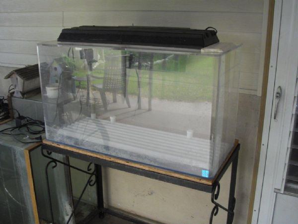 Fish tanks and equipment for Sea clear fish tank